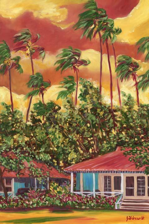 waimea plantation painting