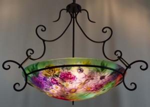 Floravita-reverse-painted-glass-chandelier-DSC_3133-Ornate