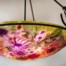 Cambria glass art chandelier